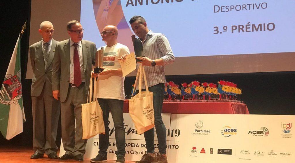 DESPORTO – Desportivo Vale do Homem premiado na Gala do CNID