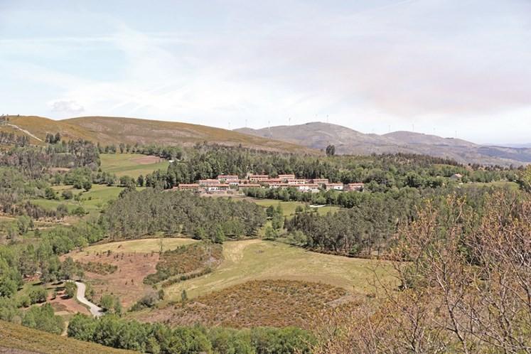 NACIONAL - Aldeia que Salazar criou em Paredes de Coura vai passar a museu vivo