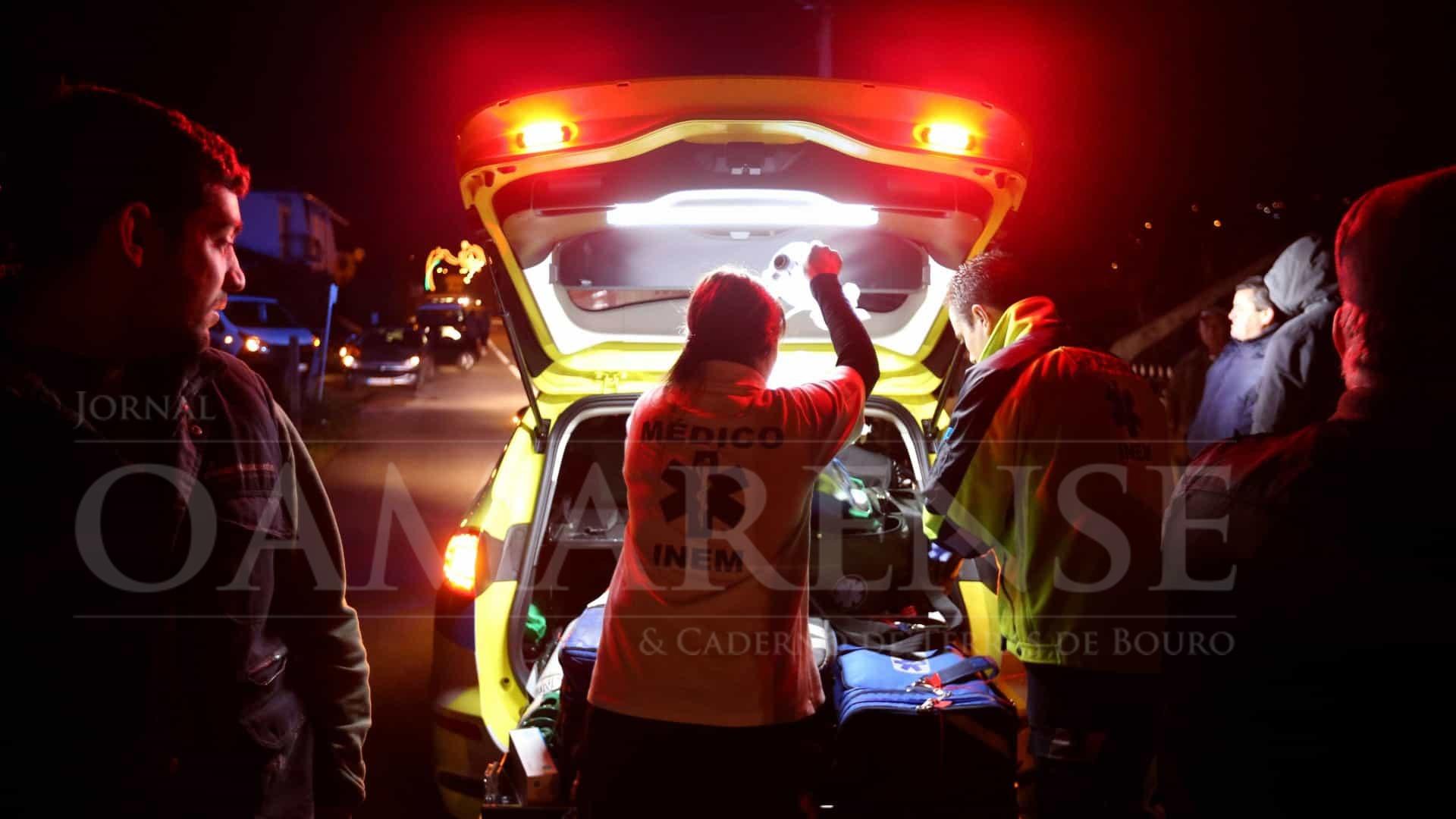 ÚLTIMA HORA (Bico-Amares): Empresário de Amares morre em acidente na EN 205-3