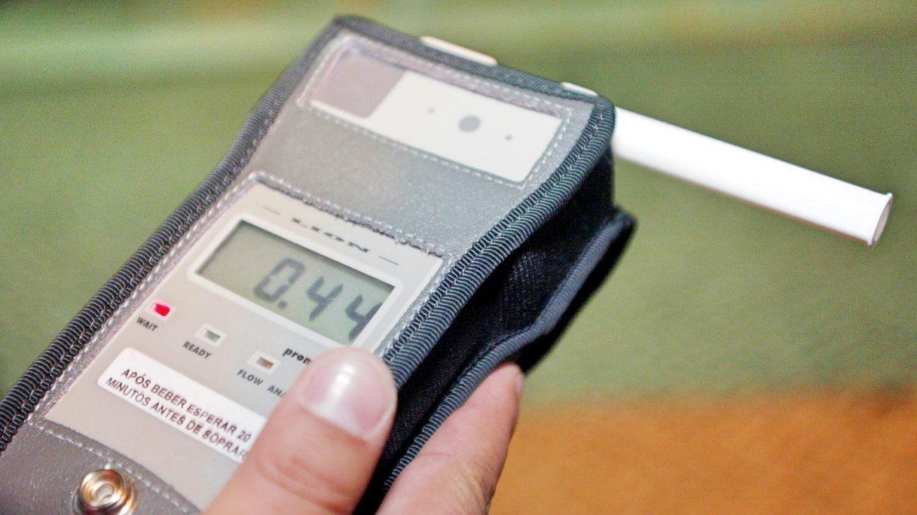 NACIONAL - Novas medidas de segurança acabam com os testes do balão de álcool