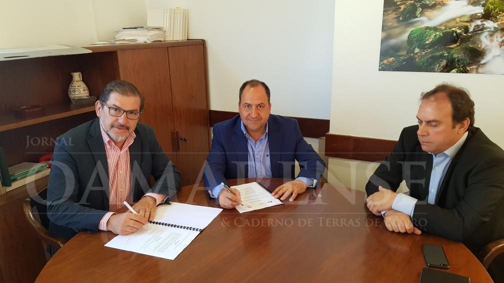 TERRAS DE BOURO - Município de Terras de Bouro e organização da Braga CUP celebram protocolo