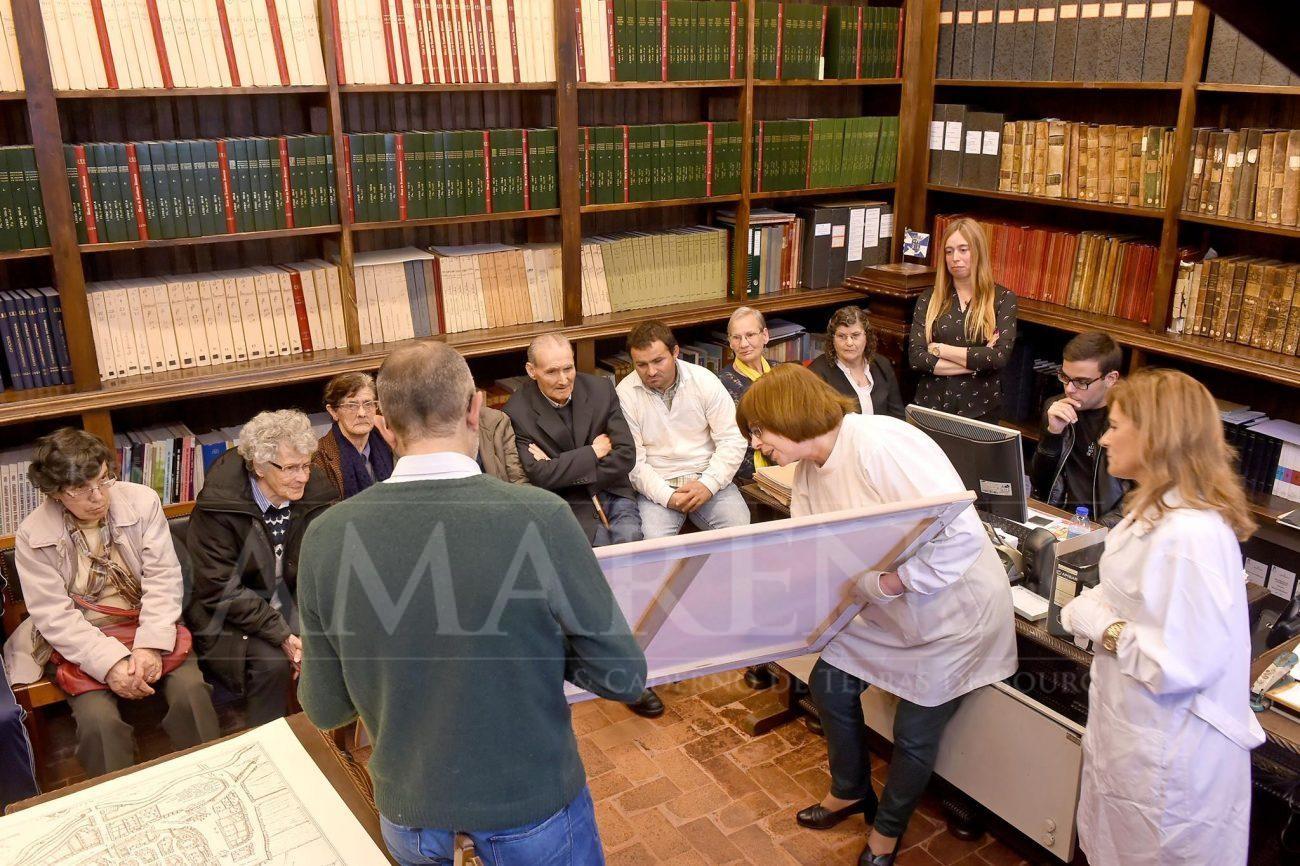 BRAGA - Utentes de lares e centros de dia de Braga vão esta terça-feira conhecer Arquivo Municipal