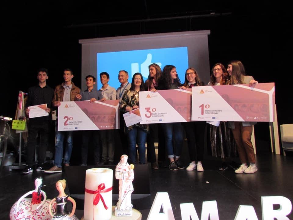 EDUCAÇÃO – EPATV arrecada primeiro e terceiro prémios no concurso de Ideias da CIM Cávado