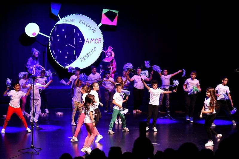CULTURA - Sarau Artístico reflecte balanço positivo do Programa Municipal de Enriquecimento Curricular de Braga