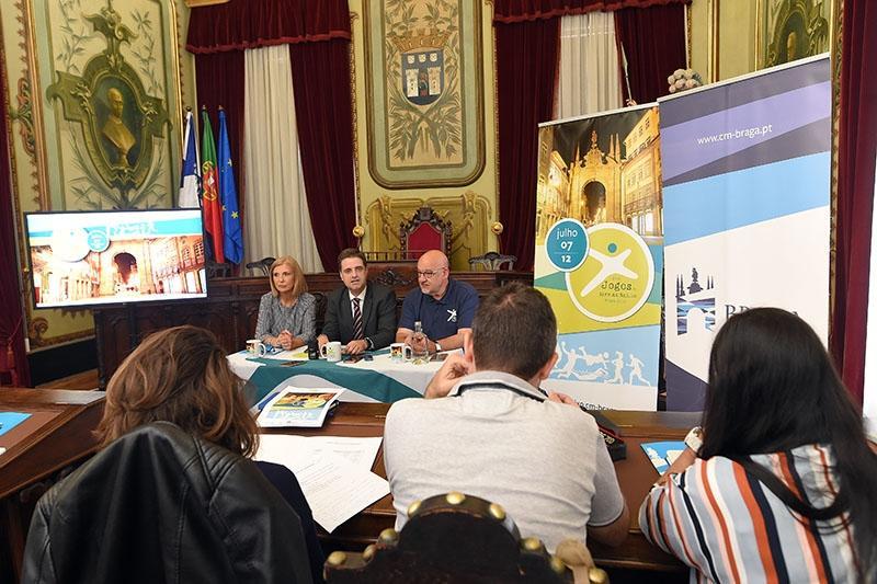BRAGA - Jogos do Eixo Atlântico juntam mais de 1800 jovens da euroregião em Braga em Julho