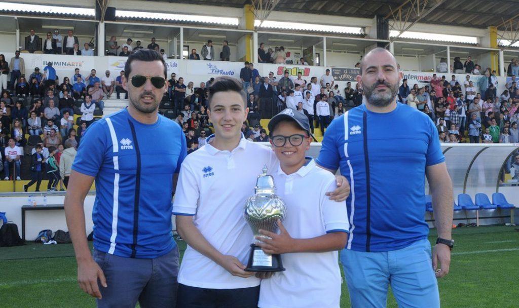 DESPORTO – FC Amares recebéu Troféu Disciplina da AF Braga