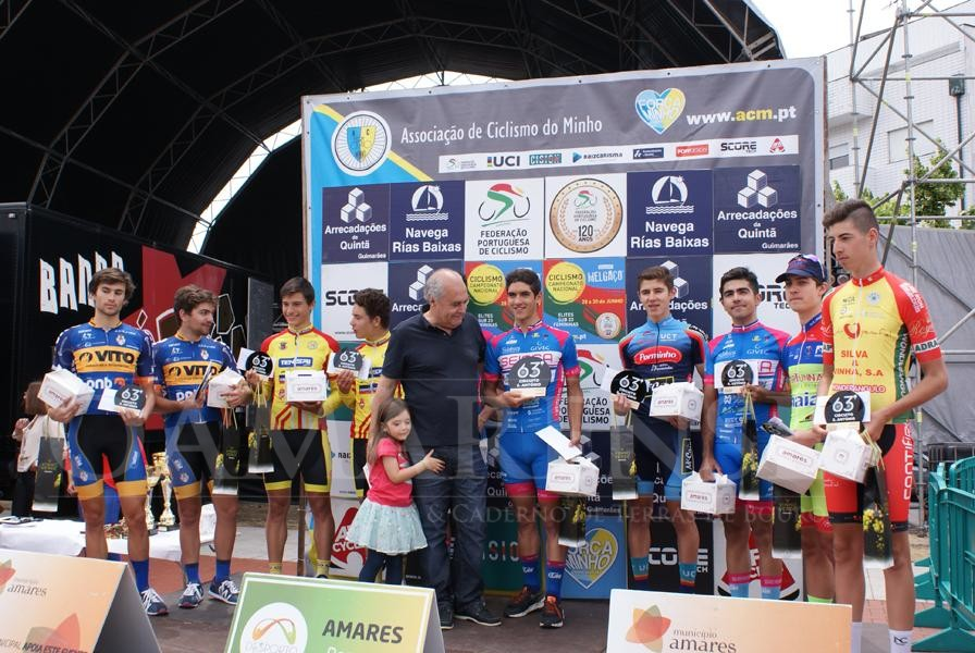 AMARES – João Silva foi o grande vencedor do Circuito de Santo António