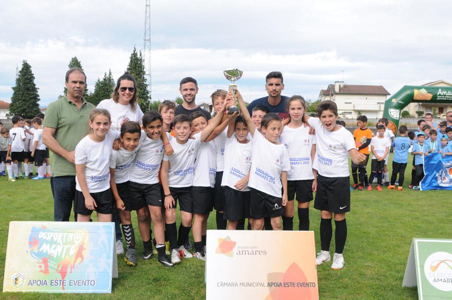 DESPORTO –  Lago e Amares/Figueiredo conquistaram Torneio Inter-freguesias