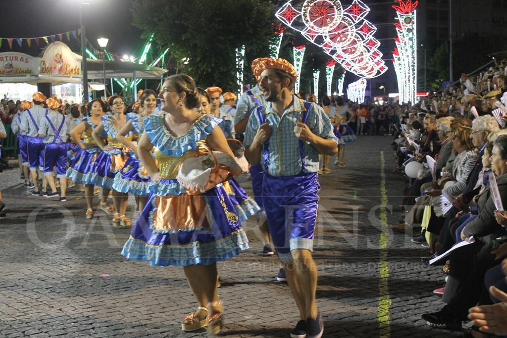 AMARES – Marchas de Santo António de Amares em noite de cor e brilho