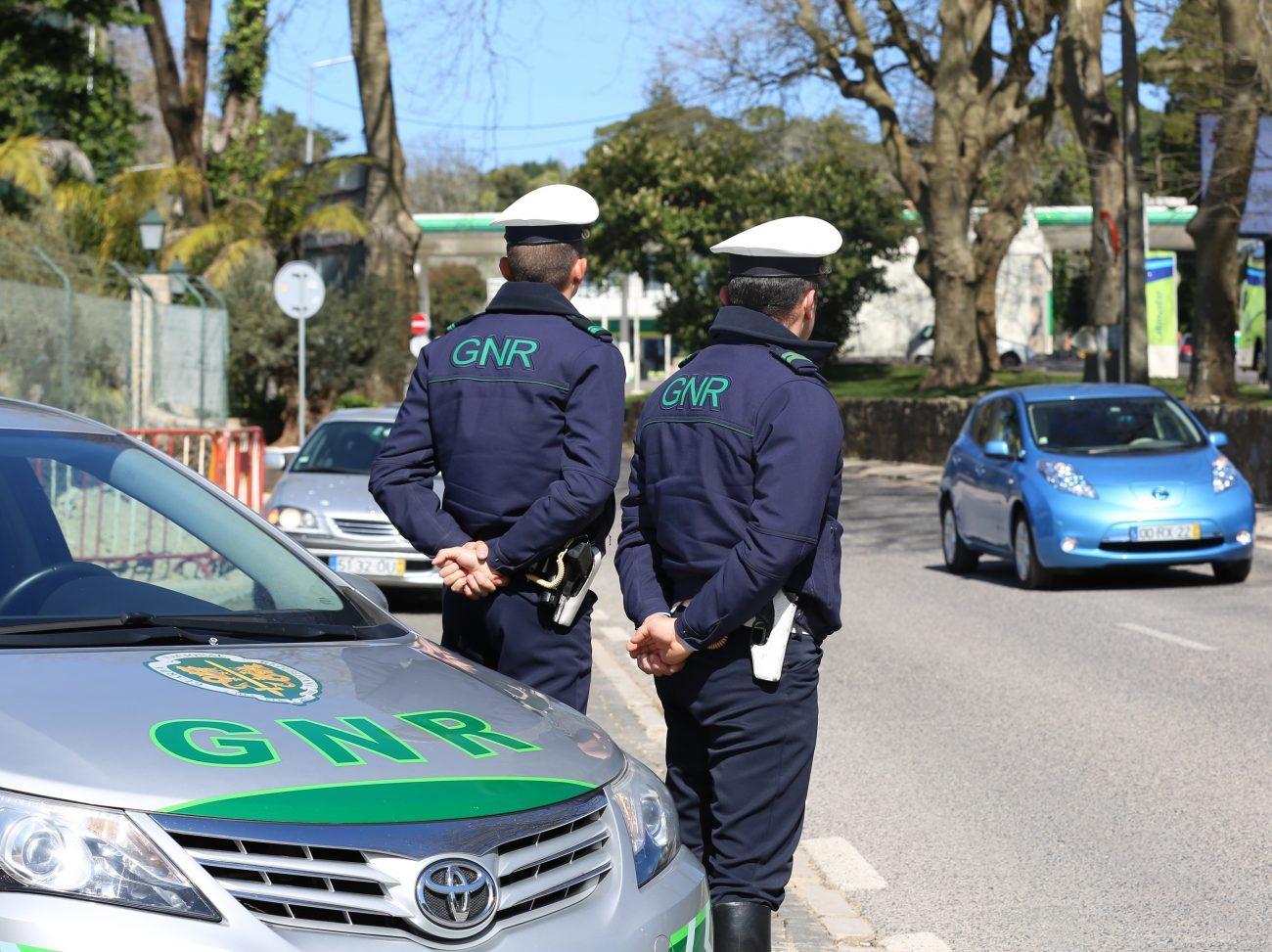 PAÍS – GNR fez 112 detenções no fim-de-semana