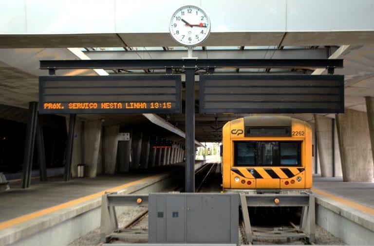 TRANSPORTES – CP reforça transporte para o São João de Braga e do Porto