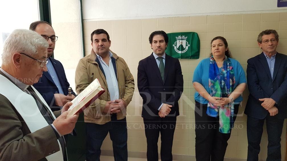 TERRAS DE BOURO - Secretária de Estado inaugura obras de duas escolas de Terras de Bouro