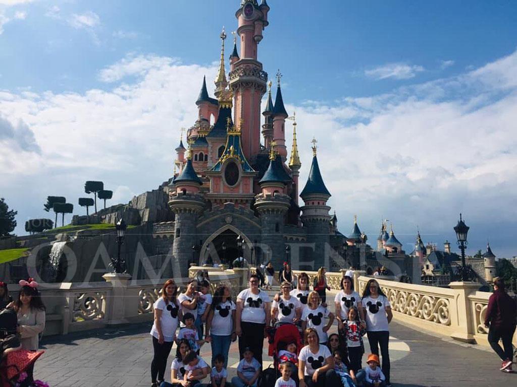 GERÊS – Crianças do Jardim de Infância do Gerês foram à Disneyland Paris