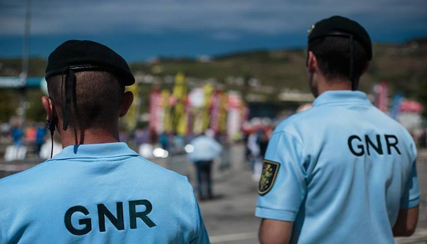 ACTIVIDADE OPERACIONAL - GNR deteve 35 pessoas em flagrante delito durante a última semana