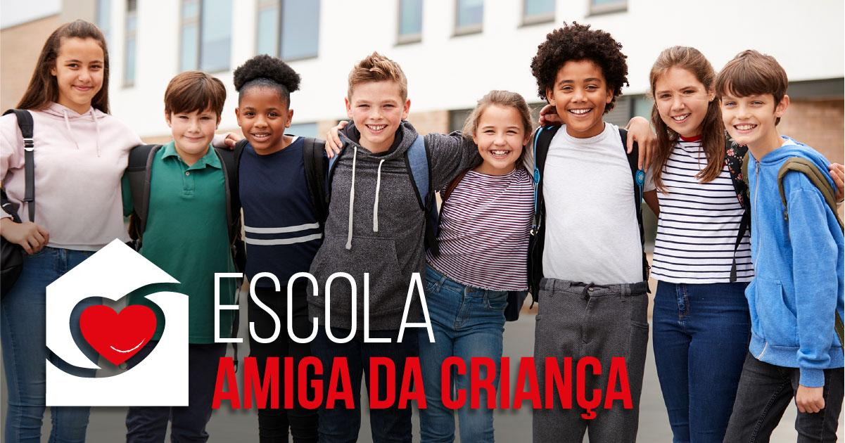EDUCAÇÃO (Região): Selo Escola Amiga da Criança distingue 45 escolas do distrito de Braga