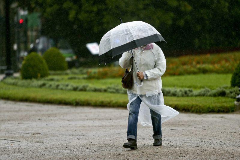 METEOROLOGIA – Depressão Miguel atinge Minho com chuva e ventos fortes a partir esta quinta-feira