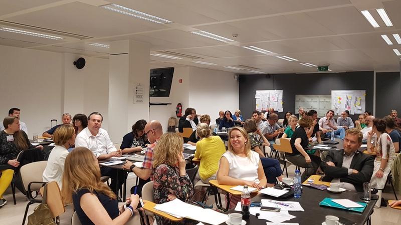 BRAGA – Braga em Bruxelas em encontro para definir estratégia das principais cidades europeias