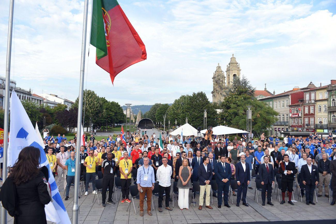 DESPORTO - Campeonato Europeu Universitário de Futsal 2019 já anima Braga