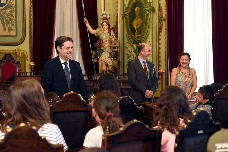 BRAGA - Câmara de Braga abre porta a meia centena de crianças e jovens participantes no programa 'Férias Fantásticas'