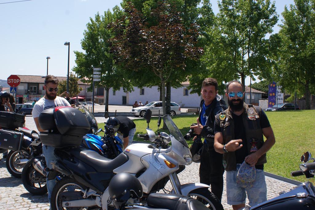"""AMARES – """"Pistões"""" juntam-se em convívio e homenageiam Miguel Viana"""