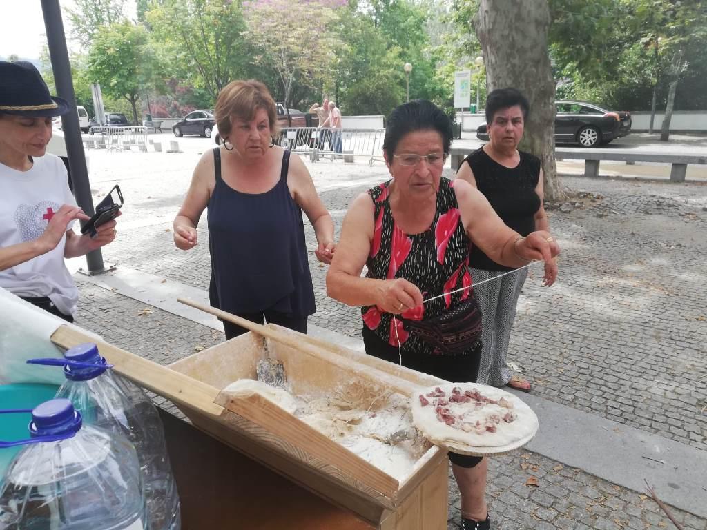 """SOCIAL – Seniores do projecto """"Bem Envelhecer"""" fazem actividades em Guimarães"""