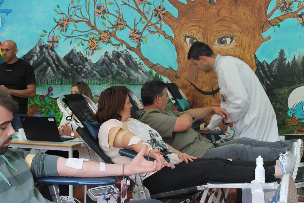 TERRAS DE BOURO - XI Campanha de recolha de sangue decorreu no Centro Municipal de Valências
