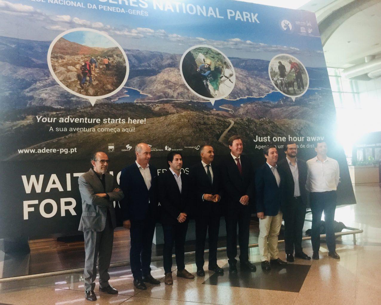REGIÃO - Turismo do Porto e Norte lançou campanha de promoção do Parque Nacional da Peneda-Gerês