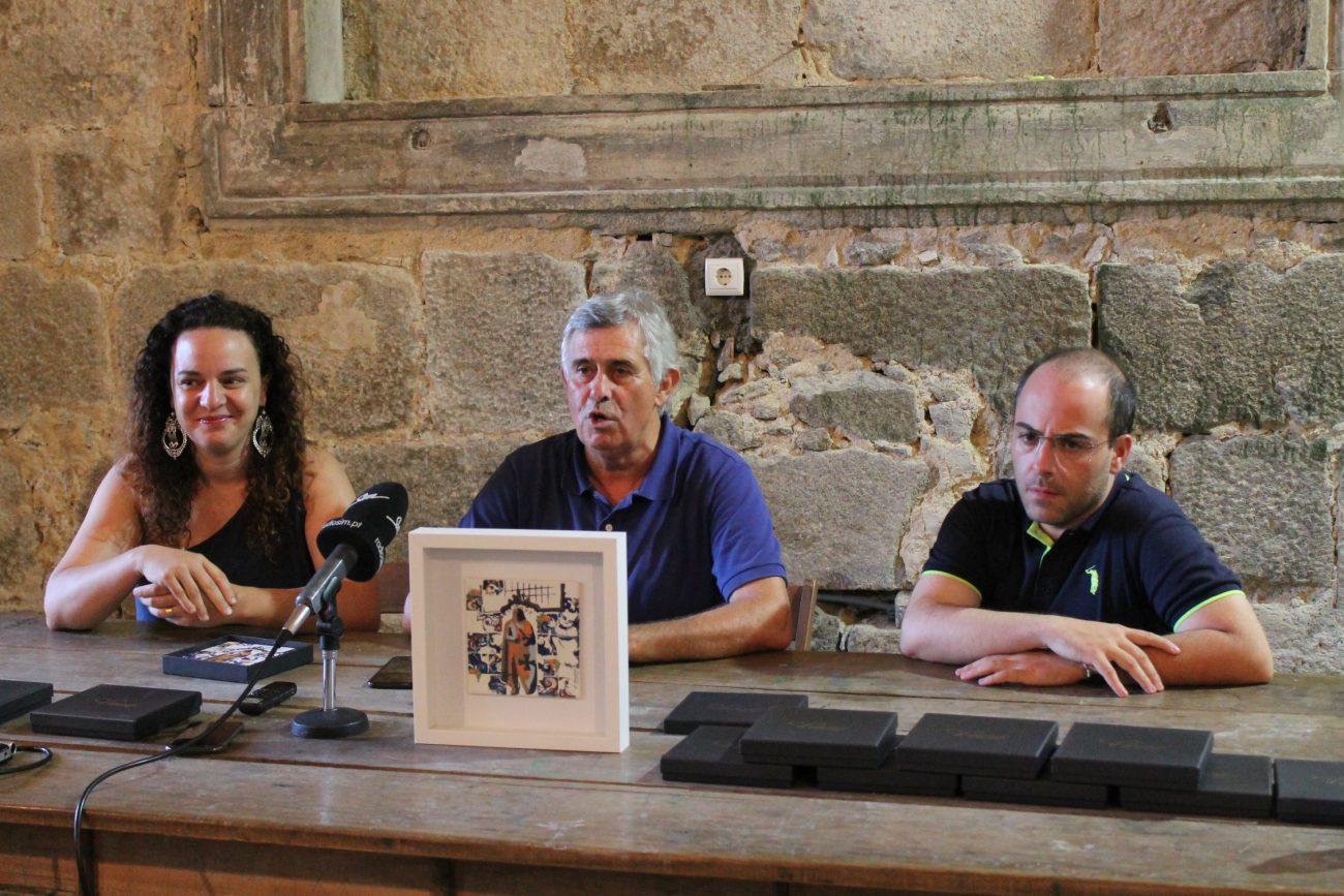 AMARES - Sylvie Castro apresentou novo azulejo inspirado no património de Amares