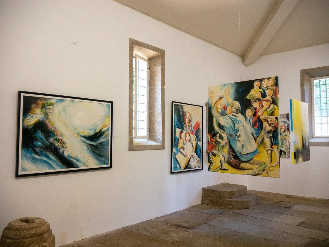 CULTURA - Art'in Lima já abriu ao público