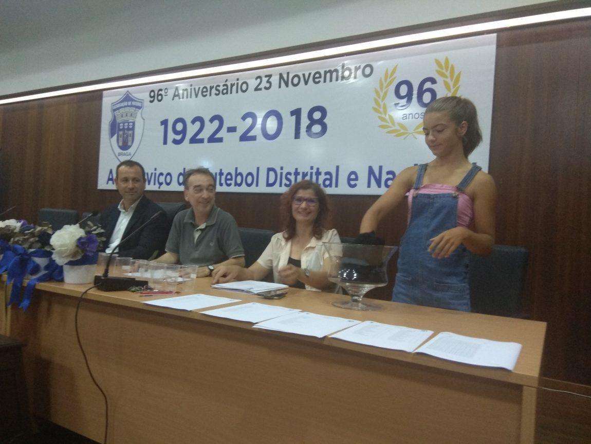 FUTEBOL DISTRITAL (AF Braga): HONRA: Conheça os adversários do Amares, Caldelas e T. Bouro