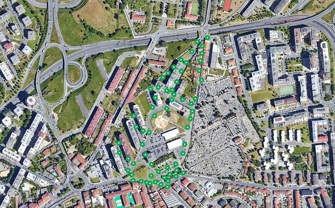 BRAGA - Equipamentos inovadores controlam iluminação de Braga