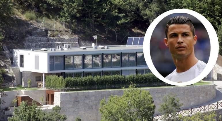 TERRAS DE BOURO: Ronaldo vai vender a casa do Gerês por 2,5 milhões. Pepe será o novo dono