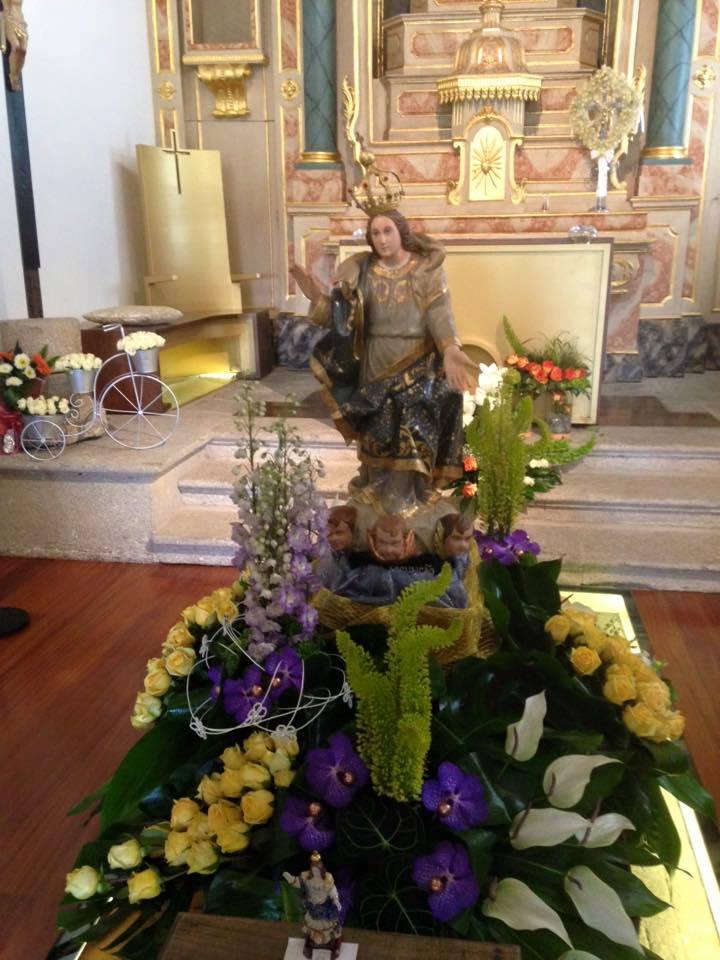 AMARES - Procissão em honra de Nossa Senhora da Assunção na Torre esta quinta-feira