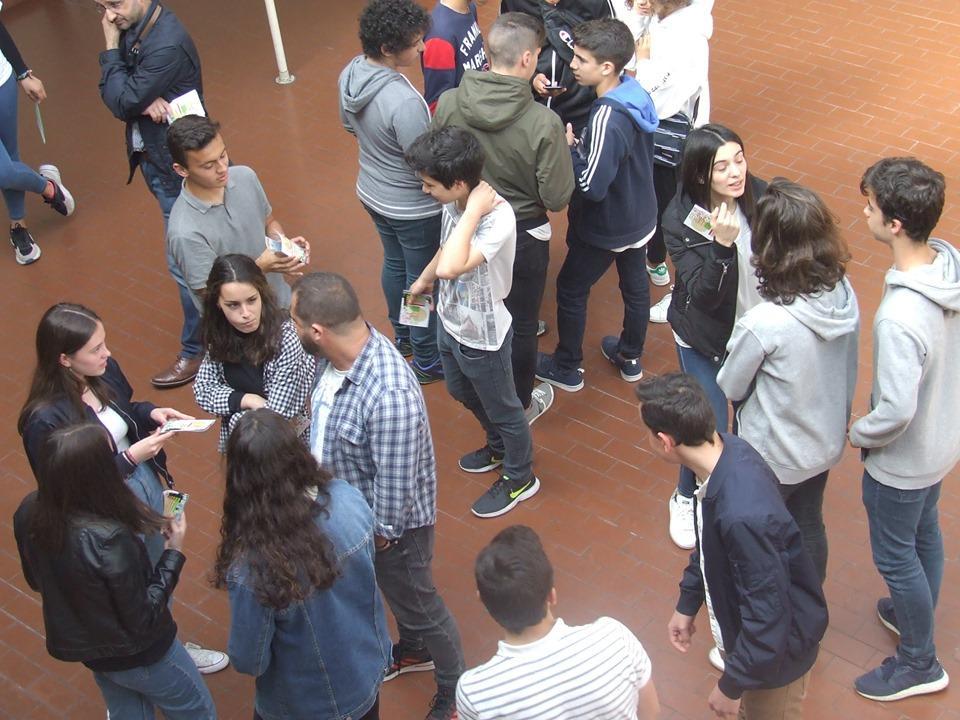 AMARES – Agrupamento de Escolas de Amares recebe alunos no dia 13 de Setembro