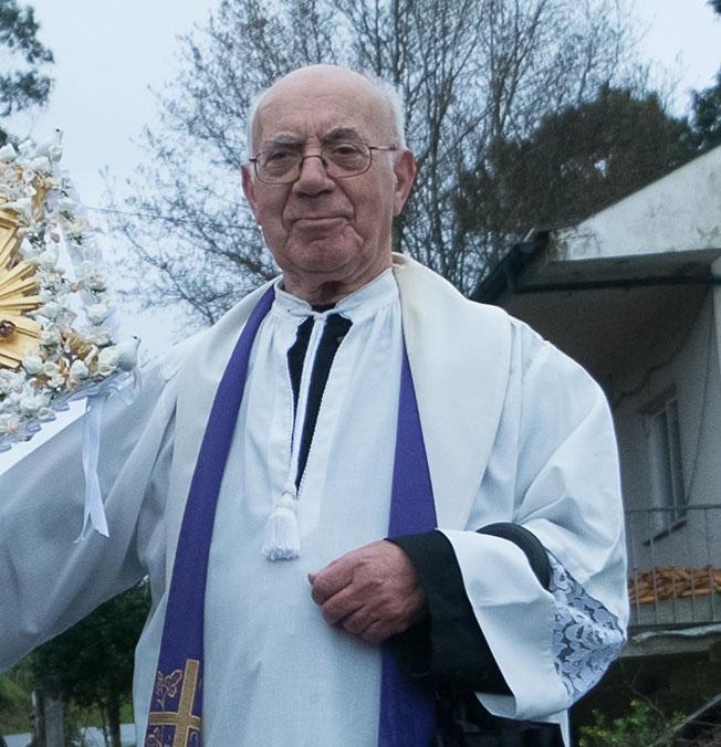 AMARES – S. Vicente do Bico homenageia padre Joaquim Gomes Costa