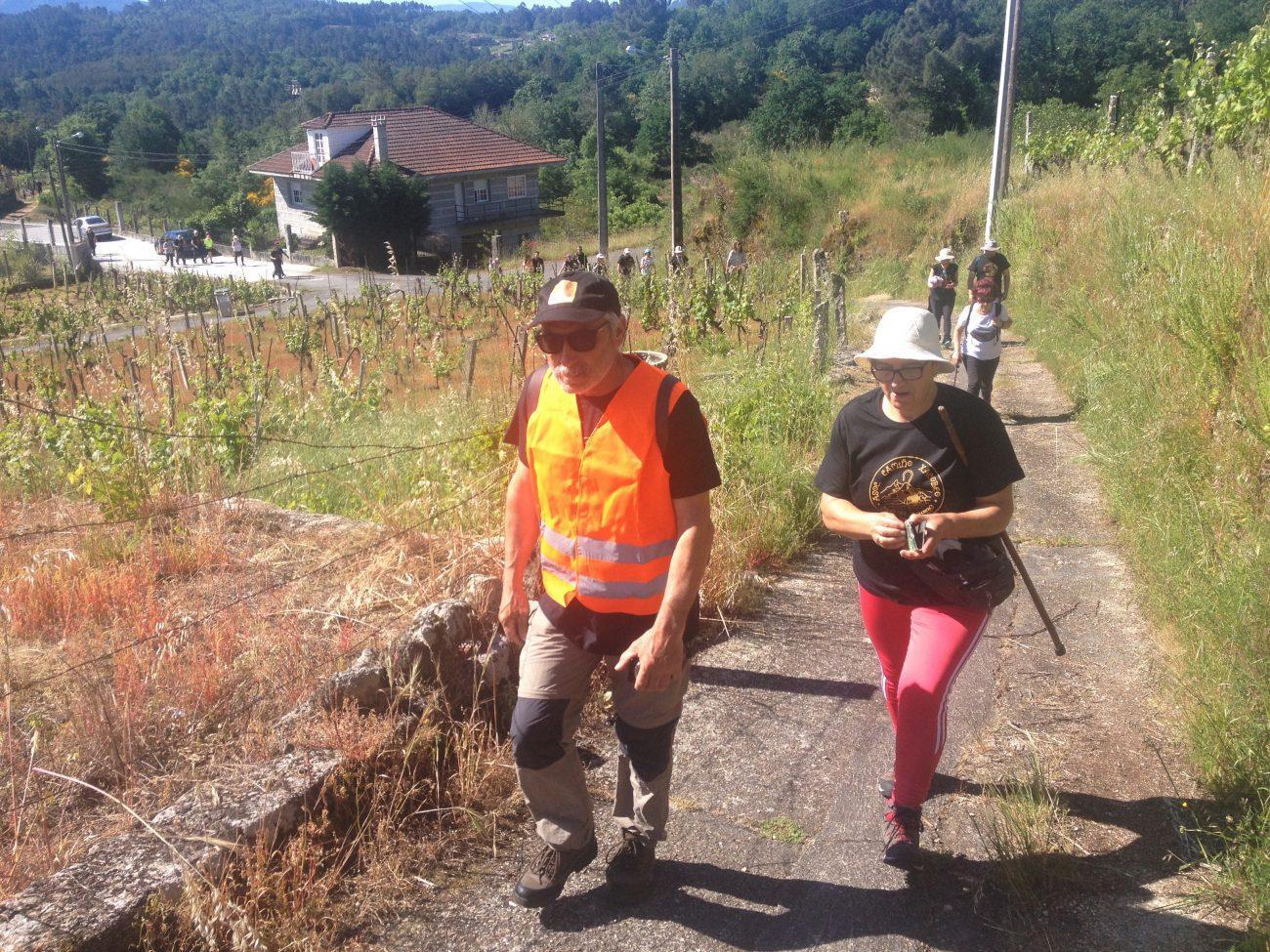 CULTURA - Associação quer que Berán garanta passagem do caminho de Braga a Santiago