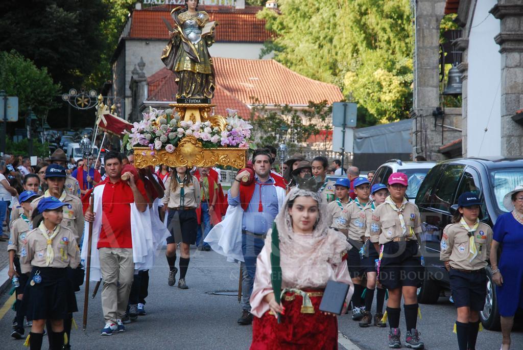 TERRAS DE BOURO – Vila do Gerês festeja Santa Eufémia