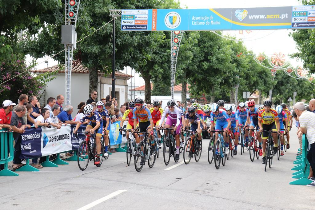 AMARES – Ciclismo animou tarde de festa em Rendufe