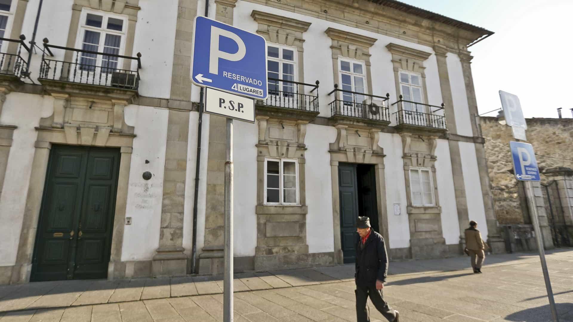JUSTIÇA - PSP/Braga averigua queixa de violência doméstica contra um dos seus comissários
