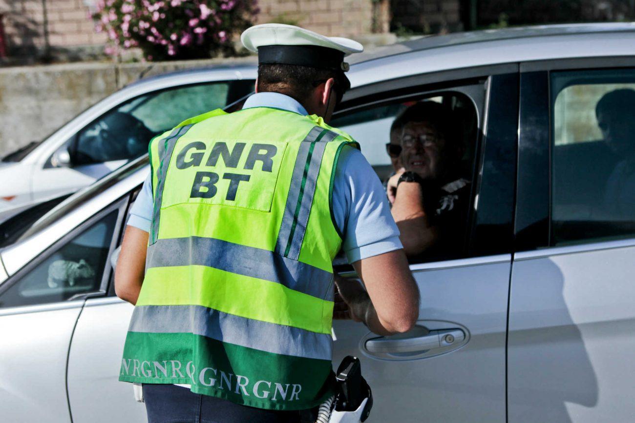GNR (Actividade Operacional): Um morto e três feridos graves nas últimas doze horas