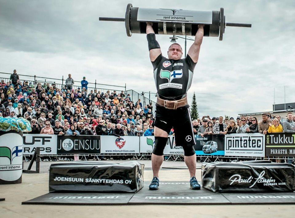 REGIÃO - Praia de Apúlia acolhe competição do Homem mais forte do Mundo