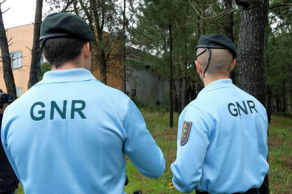 ACTIVIDADE OPERACIONAL - GNR deteve 34 pessoas em flagrante delito na última semana