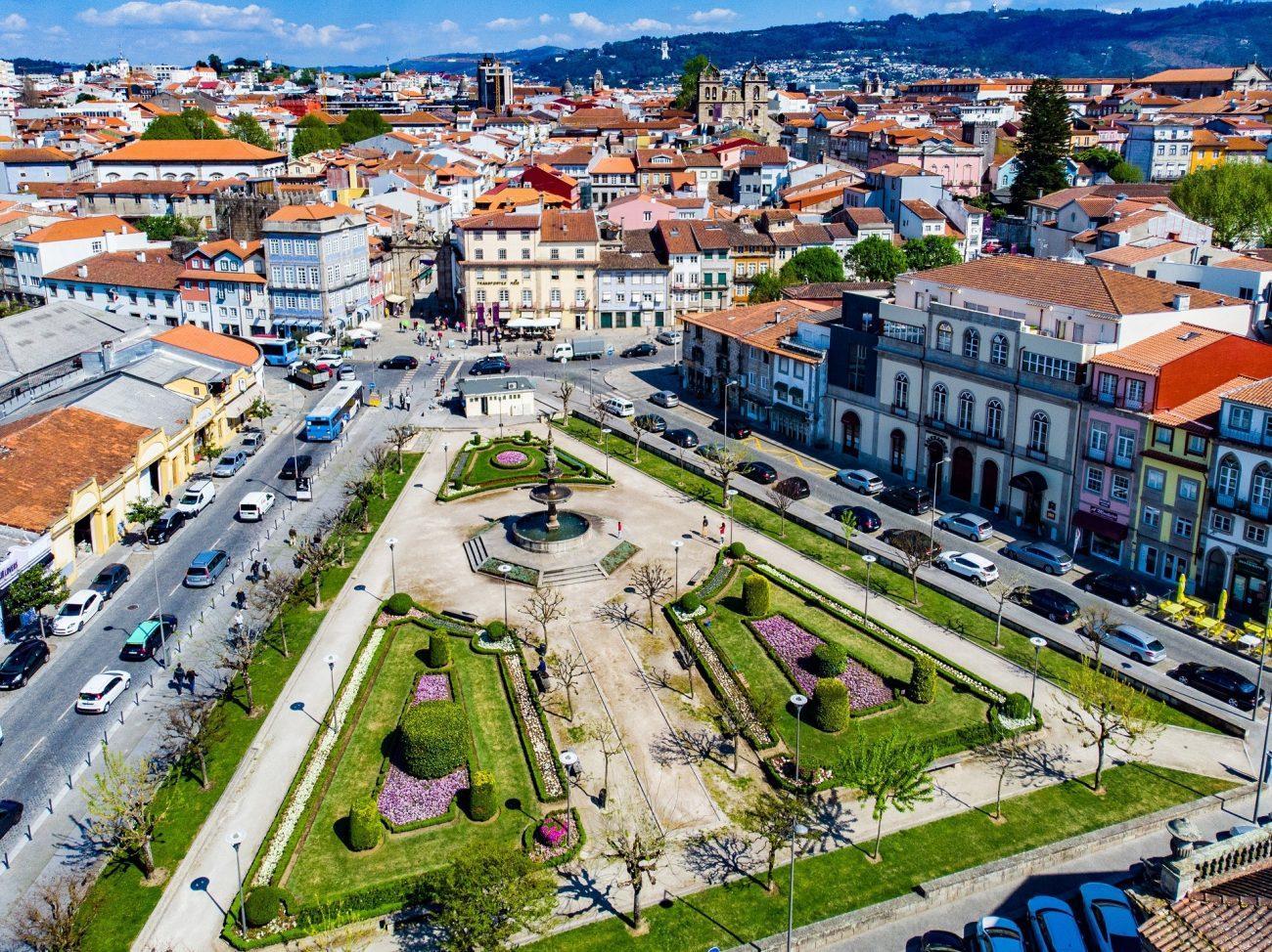 BRAGA - Braga é a primeira cidade portuguesa na plataforma de avaliação das cidades verdes da Comissão Europeia