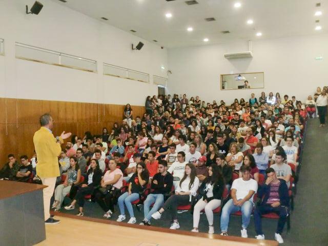 EDUCAÇÃO – EPATV abre as portas a 200 novos alunos