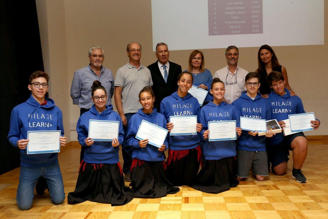 "BRAGA – Agrupamento Francisco Sanches inaugurou ""Estúdio de Aprendizagem"""