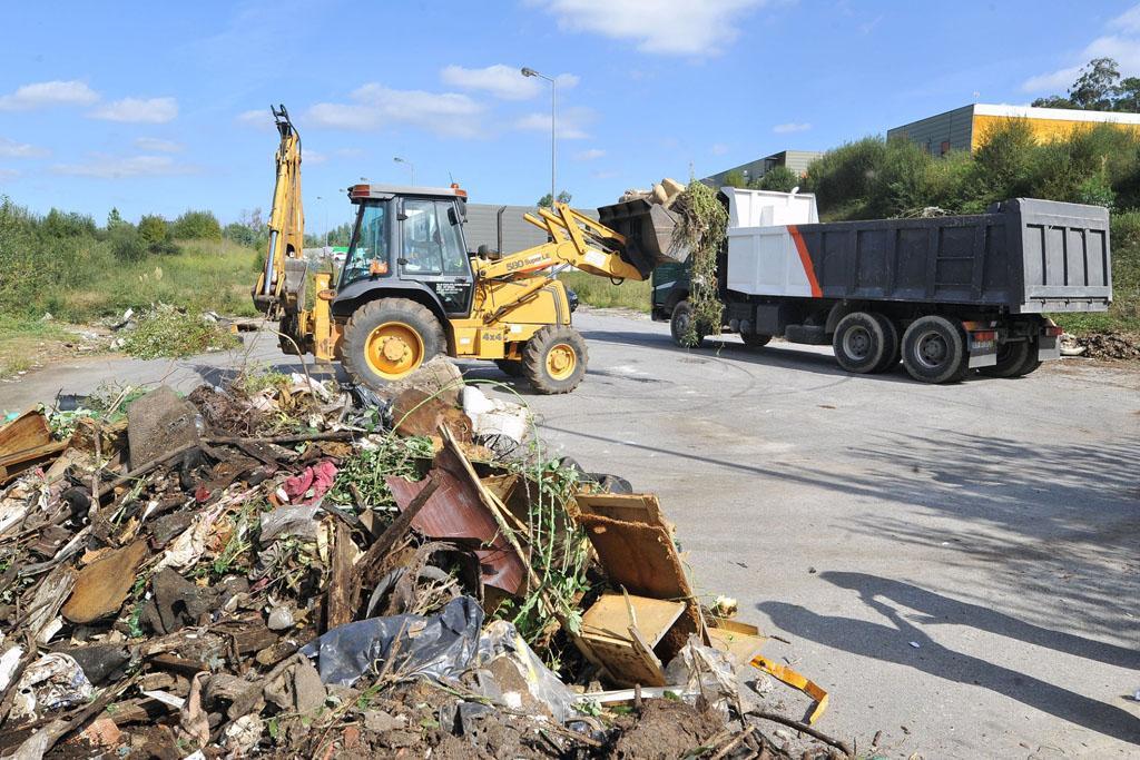 AMBIENTE – Recolhidas 1100 toneladas de lixo em espaços públicos em Braga