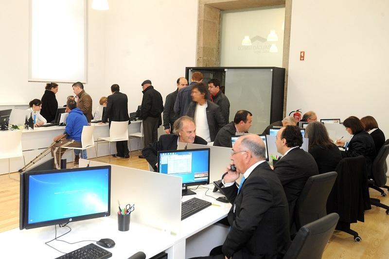 BRAGA - Balcão Único da Câmara de Braga com aplicação móvel a partir de dia 30