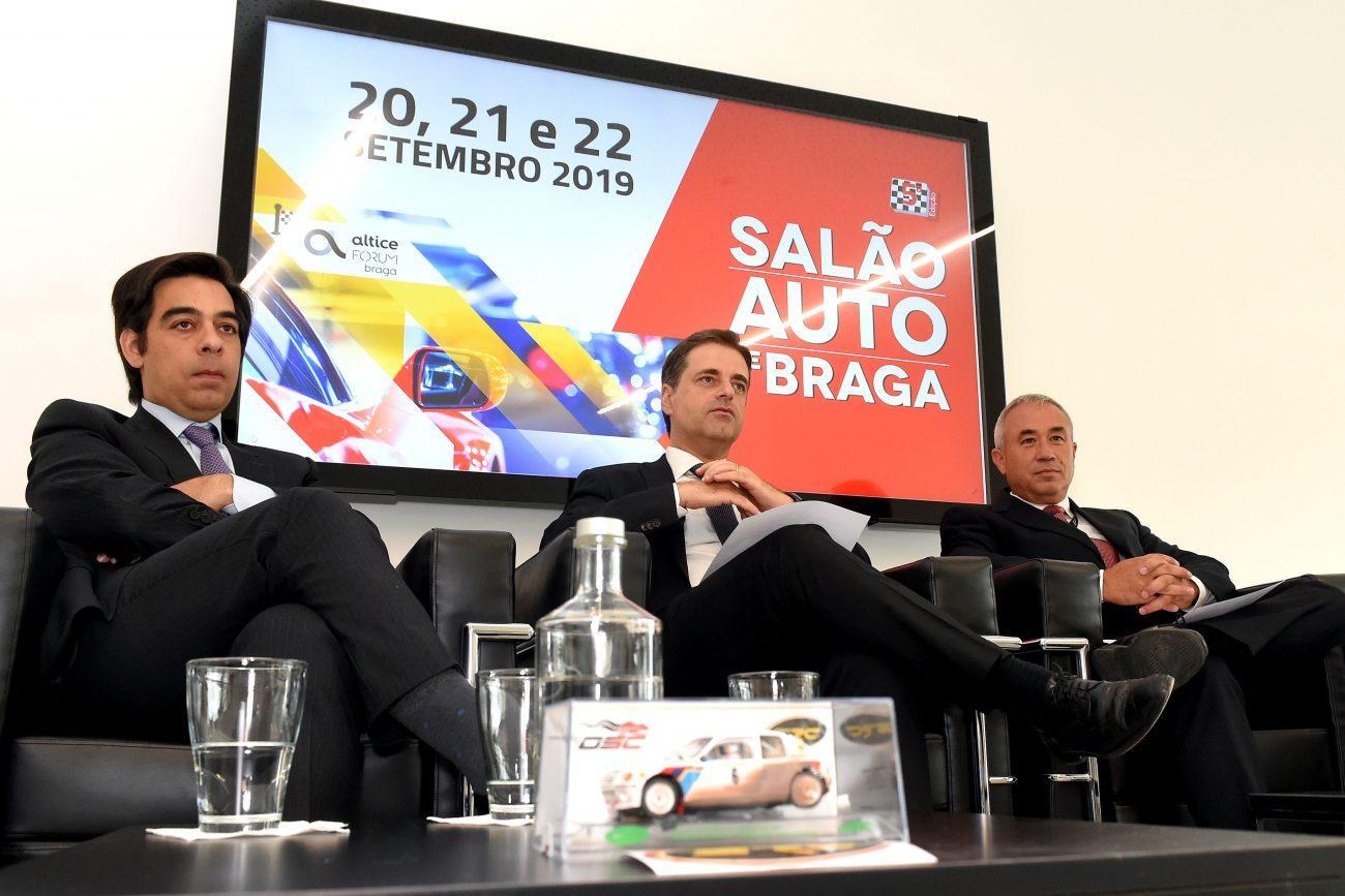 BRAGA – Salão Auto de Braga espera ultrapassar os 6 mil visitantes