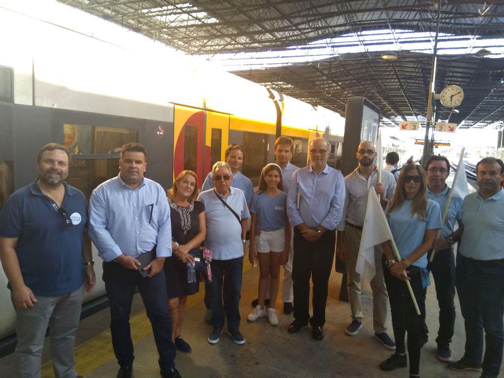 LEGISLATIVAS –  Aliança alerta para a importância da mobilidade e da defesa do Ambiente