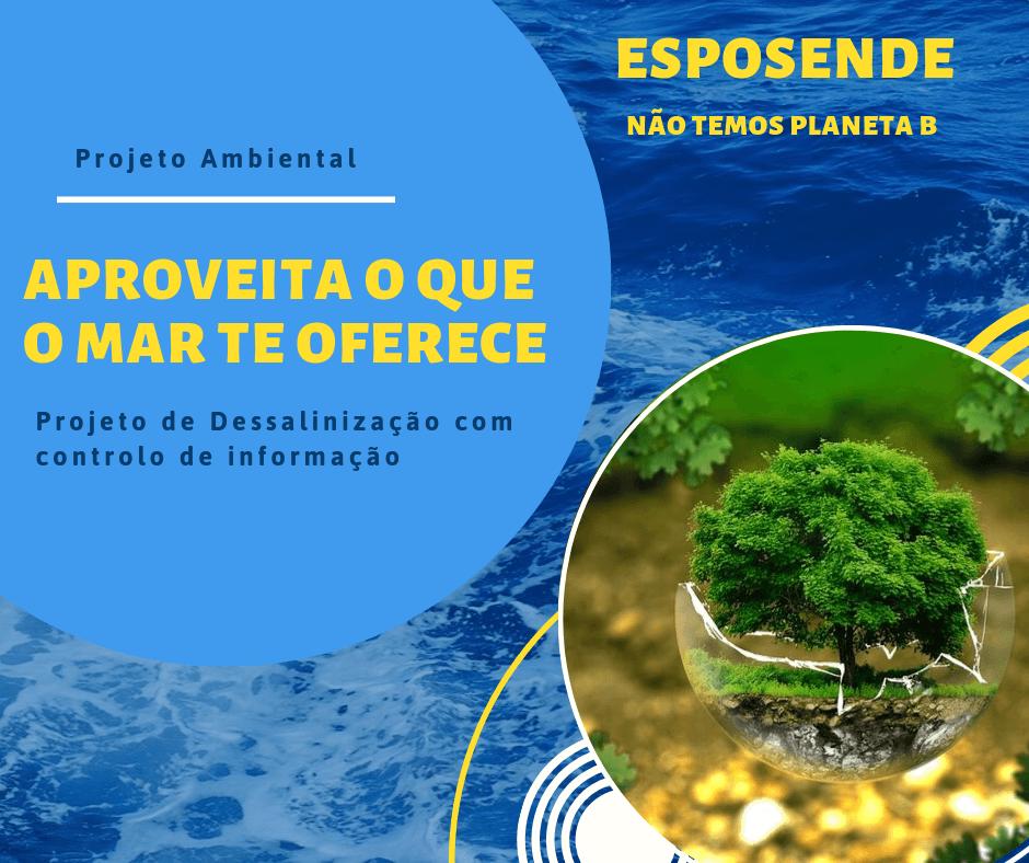 REGIÃO - Esposende prepara projecto ambiental para aproveitar água do mar